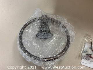 (6) Moen YB5486ORB Oil Rubbed Bronze Towel Rings