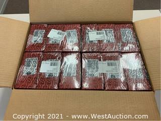 (12) Kwikset 740BRL15 LH Satin Nickel Entry Door Locks
