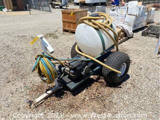Portable 30 Gallon Sprayer