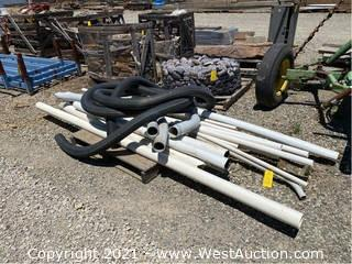 Assorted Tubing 6' to 10'