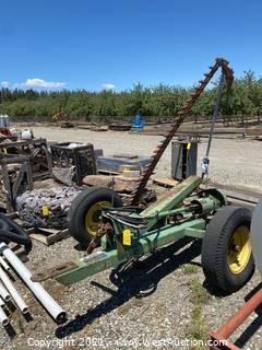 John Deere 450 Mower
