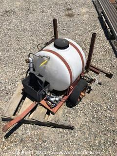 Portable Sprayer Tank