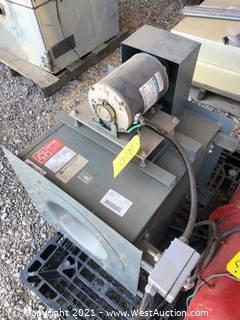 Loren Cook Company Exhaust Fan