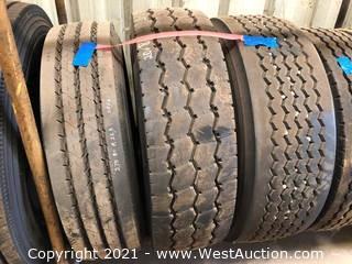 (3) Tires