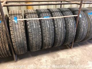(6) Michelin XDN2 Tires