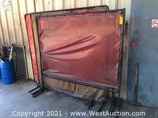 (5) Welding Screens