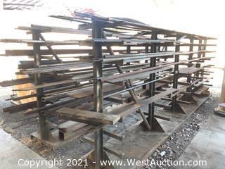 Assorted Steel Stock (Steel Only)