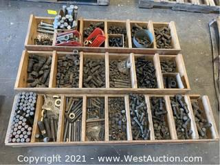 Bulk Lot: Nuts And Bolts
