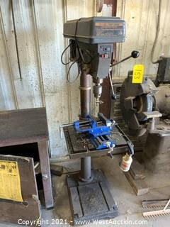 """Craftsman 20"""" Drill Press with Vise"""