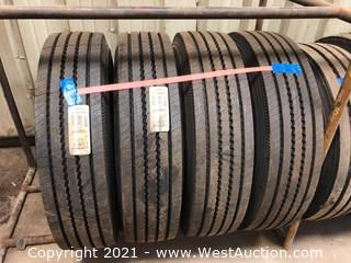 (4) Michelin Tires