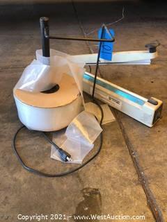 Sealer Electrical Impulse