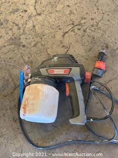 Krause & Becker Electric Spray Gun