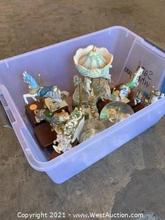 Carousel Merry Go Round Trinkets
