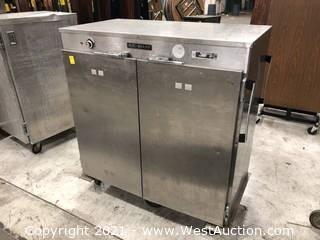 Alto-Shaam 1000-BQ-96 Rolling Heated Food Storage Unit