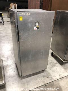 EPCO INSA82711H Rolling Heated Food Storage Unit
