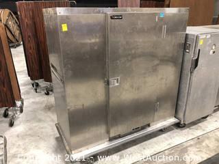 Cres Cor EB150 Rolling Heated Food Storage Unit