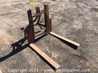 Fork Tractor Attachment