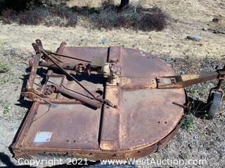 Servis Rhino Rotary Mower G72