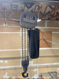 Jet 3-Ton Chain Hoist
