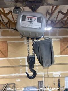 Jet 2-Ton Chain Hoist