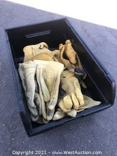 Small Box Of Assorted Gloves