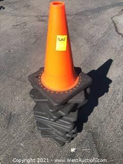 (18) Traffic Cones