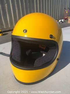 Biltwell Motorcycle Helmet - XS