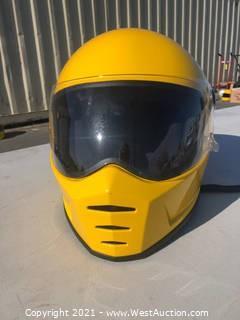 Biltwell Lane Splitter Motorcycle Helmet - L