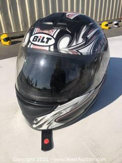 Bilt Motorcycle Helmet - XS