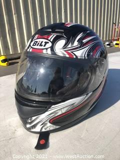 Bilt Motorcycle Helmet - S