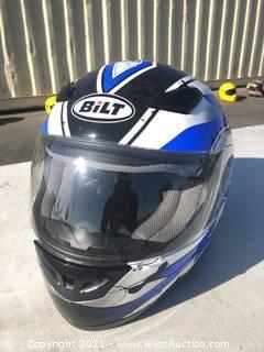 Bilt Motorcycle Helmet - L