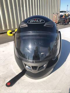 Bilt Motorcycle Helmet - XXXL