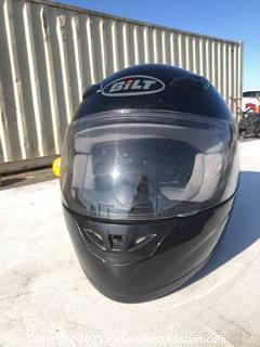 Bilt Motorcycle Helmet - XXL