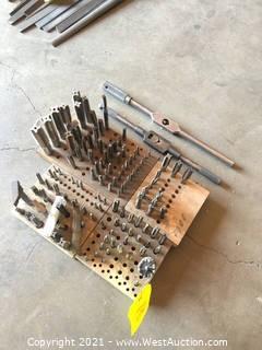 Hand Treading Set