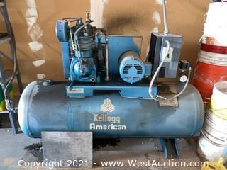 Compair Kellogg Air Compressor