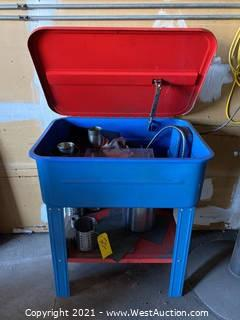 Parts Cleaning Machine