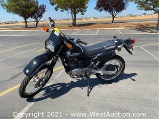 2009 Suzuki DR200 Dual Sport