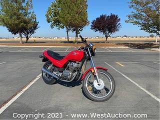 2003 Honda Nighthawk