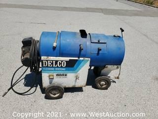 Delco Steam Cleaner