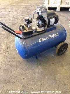 Blue-Point 20-Gallon Compressor