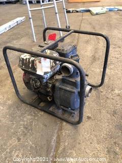 Gas Powered Water Pump
