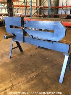 May Tool MTC-52D Rotary Shear
