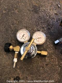 Compressed Gas Regulators