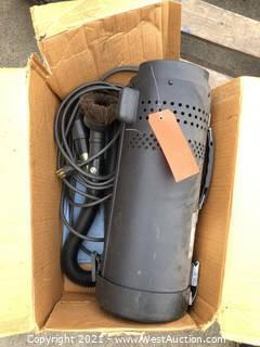 Indrustro-Vac Vacuum Cleaner