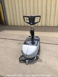 Advance SC350 Floor Scrubber