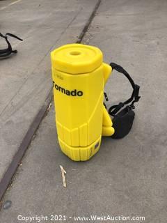 Tornado Backpack Vacuum