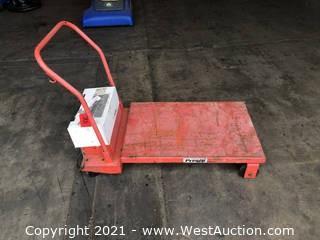 Hydraulic Cart Platform Lift