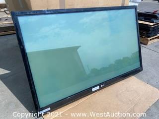 "LG 50"" HD Plasma TV"
