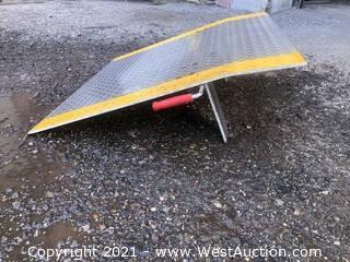 (1) Magliner Dock Plate