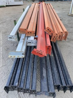 Pallet Racking (horizontal and vertical)
